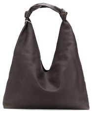 The Row Bindle Tote Brown