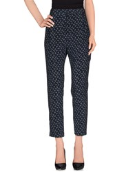 Joseph Trousers Casual Trousers Women Dark Blue