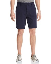 Joe's Jeans Twill Regular Fit Shorts 100 Exclusive Navy