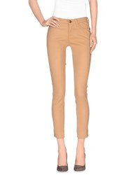 Current Elliott Trousers Casual Trousers Women Camel