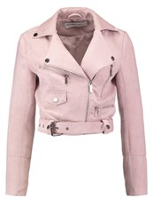 Ivyrevel Rebel Faux Leather Jacket Beige