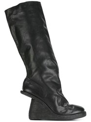 Guidi Soft Horse Boots Black