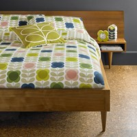 Orla Kiely Summer Flower Stem Duvet Cover Multi