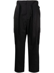Juun.J Belted Waist Side Pocket Trousers 60