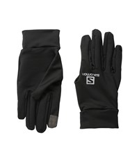 Salomon Active Glove U Black 2 Cycling Gloves