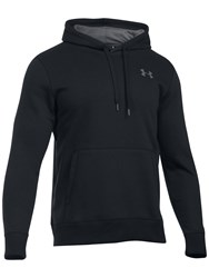 Under Armour Storm Rival Cotton Hoodie Black