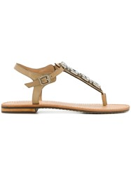 Geox Sozy Sandals Nude And Neutrals