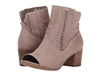 Not Rated Savio Taupe Women's Boots
