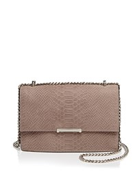 Ivanka Trump Mara Cocktail Shoulder Bag Pale Taupe