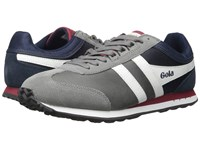 Gola Boston Grey Navy Burgundy Men's Shoes Multi
