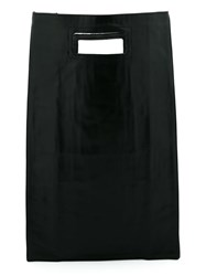 Zilla 'Big Lunch' Tote Black