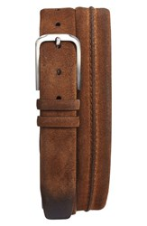 Mezlan Men's 'Naxos' Belt Tan