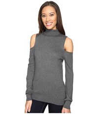 Tart Muriel Top Dark Charcoal Women's Clothing Gray