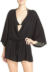 Vince Camuto Women's Cover Up Romper