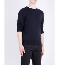 Tommy Hilfiger Crewneck Knitted Jumper Midnight