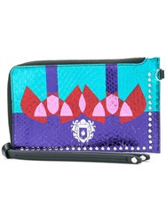 Paula Cademartori Small Pouch Exotic Love Multicolour