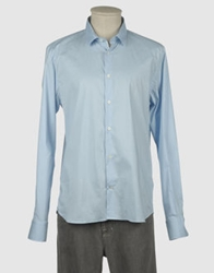 Peuterey Long Sleeve Shirts Sky Blue