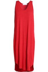 Kain Label Stretch Jersey Dress Red