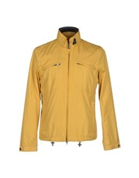 Hogan Jackets Ocher