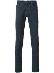 J Brand Tyler Slim Fit Jeans Blue