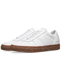 Common Projects B Ball Low Camo Sole White
