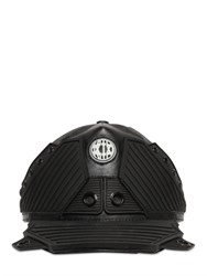 Ktz 3D Faux Leather Baseball Hat