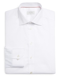 Eton Of Sweden Twill Slim Fit Dress Shirt White
