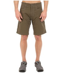 Kuhl Konfidant Air Shorts Gun Metal Men's Shorts Gray