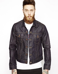 Edwin Denim Jacket Buddy Rinsed