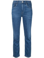3X1 Regular Skinny Jeans Blue