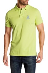 Psycho Bunny Tall Short Sleeve Polo Green