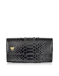 Ghibli Medium Python Wallet Black