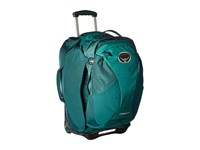 Osprey Meridian 22 60L Rainforest Green Carry On Luggage