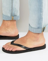 O'neill Friction Flip Flops Black