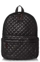 M Z Wallace Mz 'Metro' Quilted Oxford Nylon Backpack