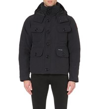 Canada Goose Selkirk Padded Shell Parka Navy
