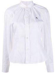 Vivienne Westwood Anglomania Cinched Shirt 60