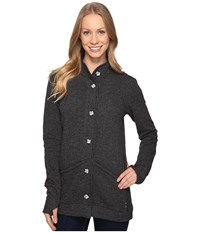 Mountain Hardwear Sarafin Long Sleeve Cardigan Black Women's Sweater