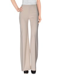 Pianurastudio Trousers Casual Trousers Women Ivory