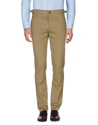 Faconnable Casual Pants Beige