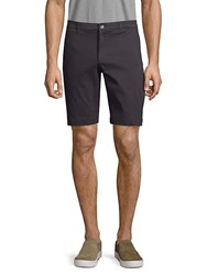 Ben Sherman Flat Front Shorts Dark Navy