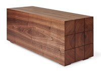 Gus Design Group Mix Block Table Brown