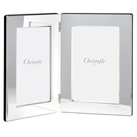 Christofle Fidelio Picture Frame Double 10X15cm