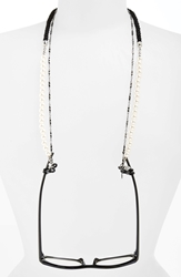 Corinne Mccormack Eyewear Chains 2 Pack Black Gunmetal
