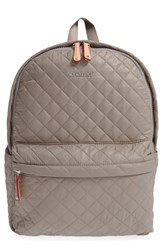 M Z Wallace Mz Wallace 'Metro' Quilted Oxford Nylon Backpack