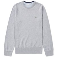 Lacoste Classic Crew Knit Grey