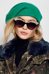 Free People Womens Belle Of The Ball Sunglas