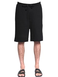Cheap Monday Razor Cotton Blend Jogging Shorts