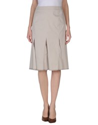 Martinelli Skirts 3 4 Length Skirts Women Beige