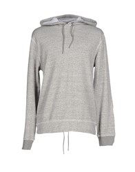 Marc By Marc Jacobs Topwear Sweatshirts Men Grey